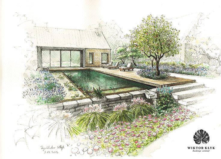 Design, #Landscape #Design, #Gardening, #Tuinen, #Jardin, #Modern ...