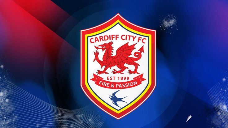 Cardiff City FC Badge Wallpaper