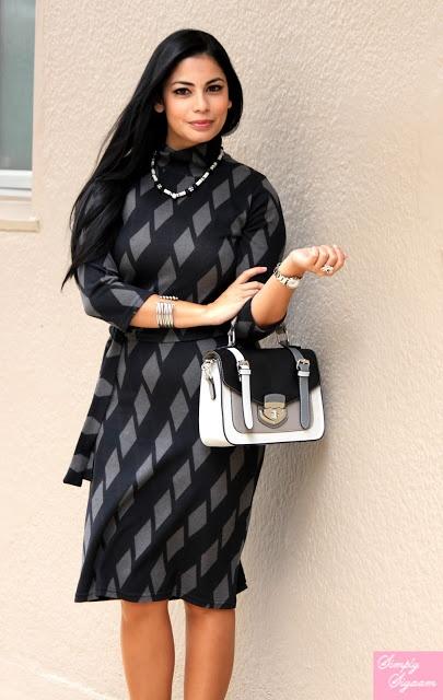 SimplySiyaam: Jersey Dress http://www.simplysiyaam.com/2012/07/jersey-dress.html