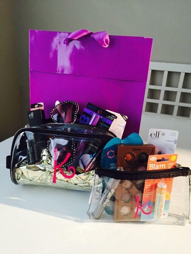 Sephora Gift Box: 14 Best Make Up Gift Basket Images On Pinterest