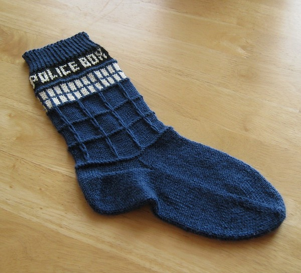 Can we say amazing socks?