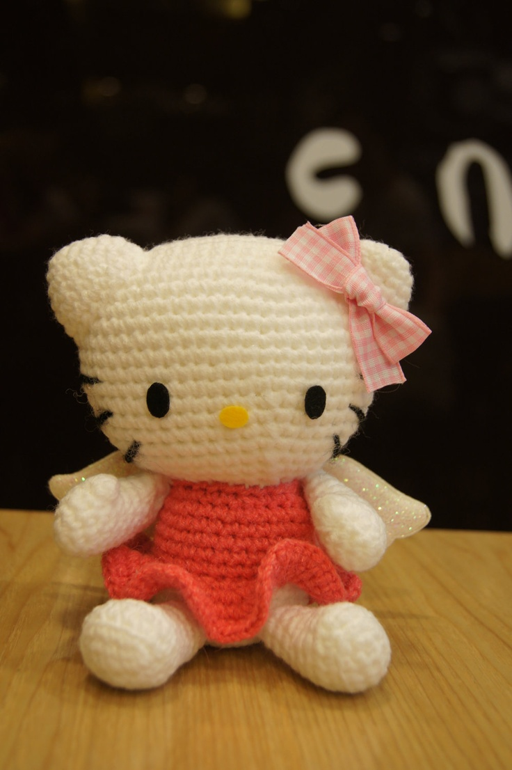 83 best images about Crochet - Hello Kitty on Pinterest ...