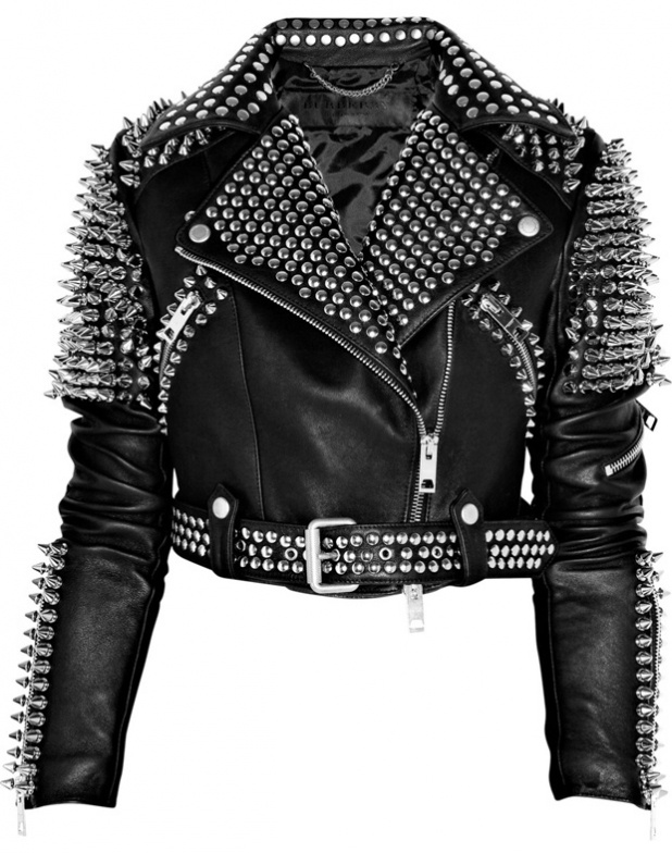 Burberry Prorsum Studded Jacket. I dont care what anyone says because this is hott!