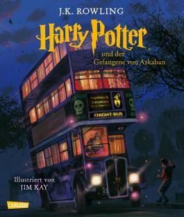 Schmuckausgabe. Jim Kays prachtvolle Illustrationen der Welt von Harry Potter verzaubern Fans und neue Leser gleichermaßen. Nun folgt endlich der dritte Band, »Harry Potter und der Gefangene von Askaban«. Dementoren, der Fahrende Ritter, die ...