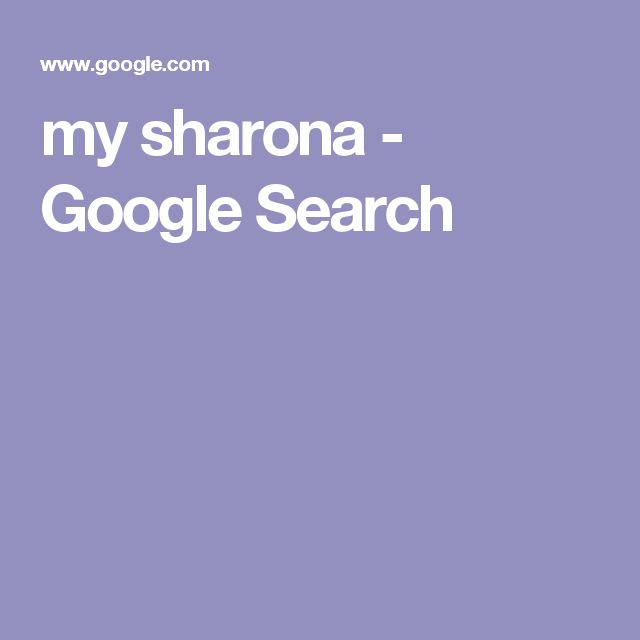 my sharona - Google Search