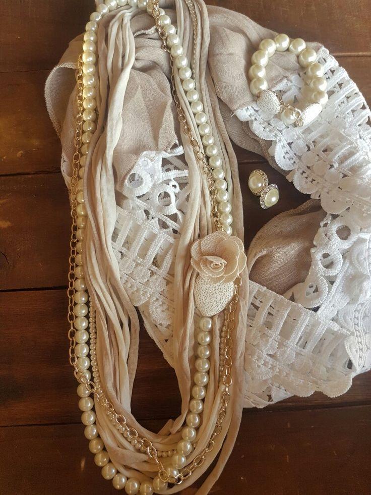 Beautiful & Elegant Pearl bead combo set