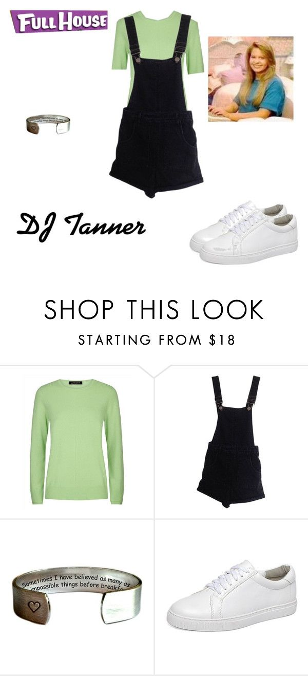 """Halloween: DJ Tanner"" by danny-wolf ❤ liked on Polyvore featuring Jaeger and ASOS"