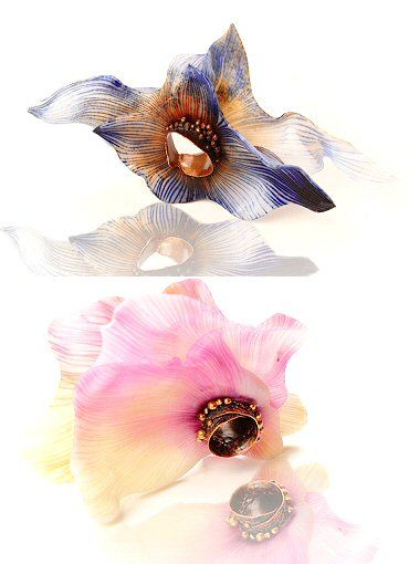 TheCarrotbox.com modern jewellery blog : obsessed with rings // feed your fingers!: Shiying Gao / Jiarui Lu