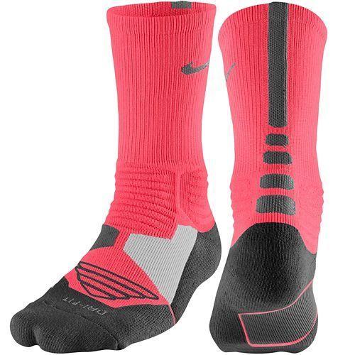 Nike Hyper Elite Basketball Crew Socks - Men's at Eastbay from Eastbay