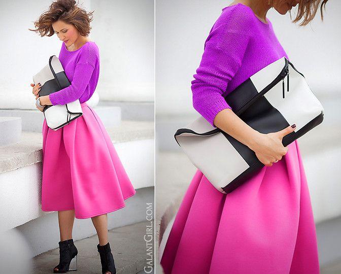 Galant-Girl E. - Pink & Purple! Розово-фиолетовые мечты!