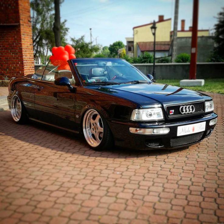 foto van Audi Cabrio by stawsz.