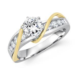 George hook wedding ring