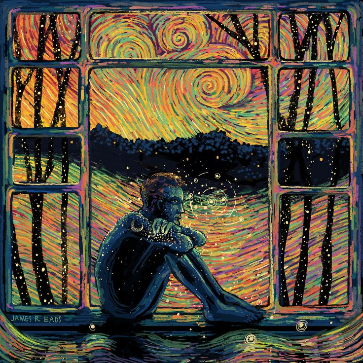 James R. Eads - epiphany symphony for the full-time gemini