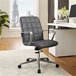 Modway Tile Series Mid Back Office Chair