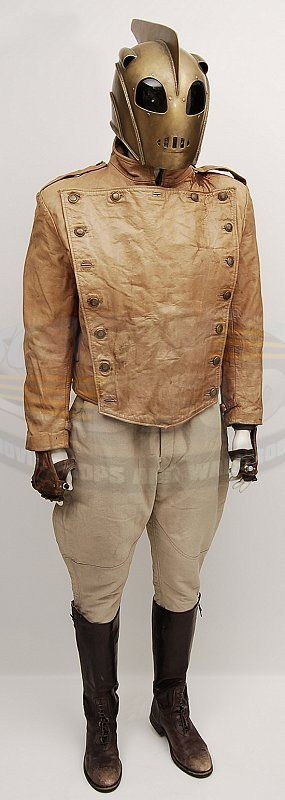 Rocketeer, The / Rocketeer Costume