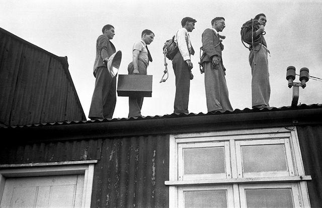 IdeaFixa » Esportes radicais e exploração urbana em 1930