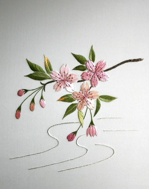 japanese embroidery | Japanese Embroidery
