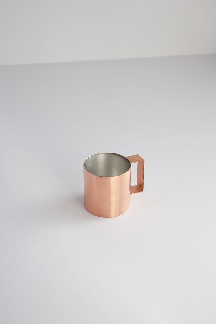 3/4 Copper Cup | Leibal