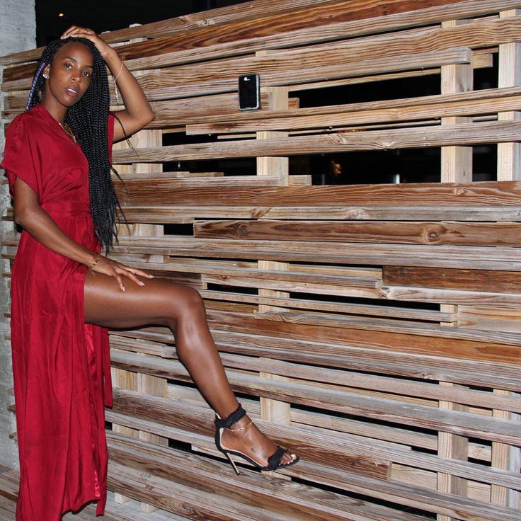 Kelly Rowland Turks And Caicos Vacation | The Rickey Smiley Morning Show