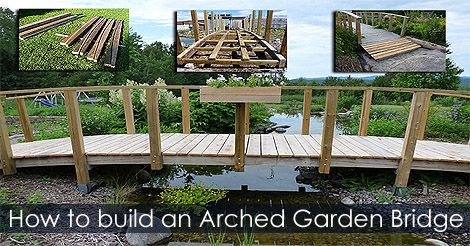 17 images about backyard bridge building steps on How to build a japanese garden
