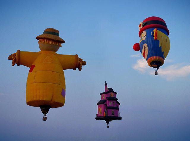 Quick Chek New Jersey Festival of Ballooning  (Readington NJ) | by NataThe3