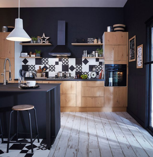 les 25 meilleures id es de la cat gorie cuisine leroy. Black Bedroom Furniture Sets. Home Design Ideas