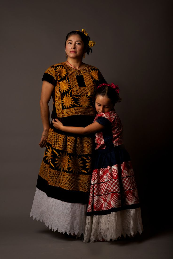 Oaxaca desde adentro Madre Tehuana
