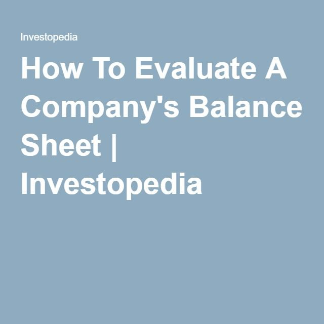 11 best Simple Balance Sheet Template By ex-Deloitte Consultants - balance sheet forms