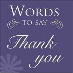 I have compiled a list of beautiful Quotes to remind us of the importance to express thank you.    A quote to express your thanks shows your thoughtfulness...