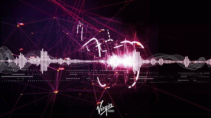 Virgin Mobile (Treatment) on Behance