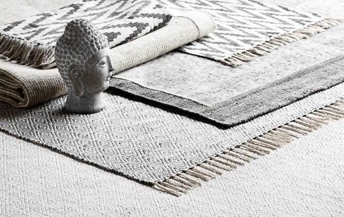 Freja - Handvävd matta | Mio