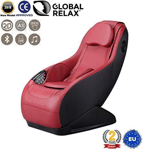 Guru Fauteuil De Massage Et Relax Rouge Modele 2019 3 Modes Massage Son Surround 3d Fauteuil Massant Avec Fauteuil De Massage Fauteuil Massant Relax