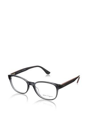 60% OFF Salvatore Ferragamo Women's FS2619 Eyeglasses, Dark Grey