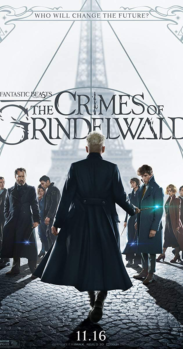 Fantastic Beasts And Where To Find Them Crimes Of Grindelwald