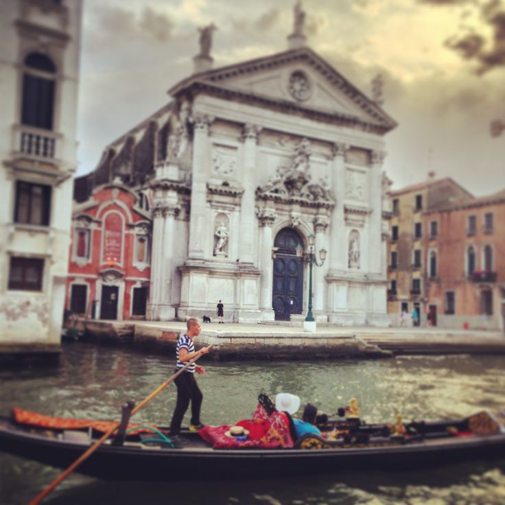 One of the pics from our trip to Venice