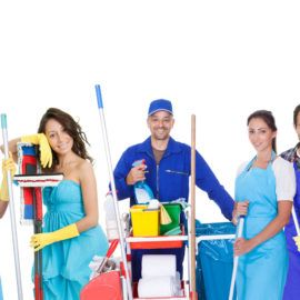 #Bull18cleaners provide a vast array of services ranging from dirt #cleaning to complete sanitization of the premises.