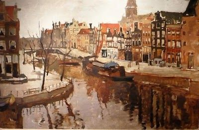 George Hendrik Breitner (1857-1923) Dutch Painter