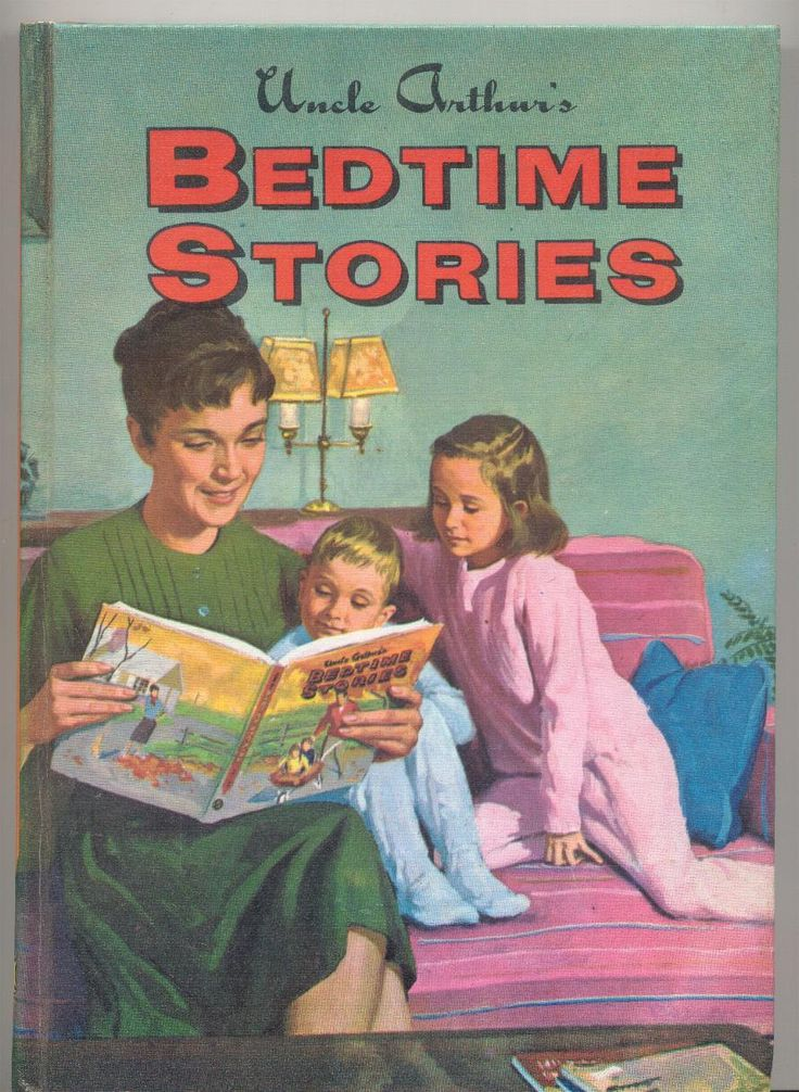 "Vintage Children's Book ""Uncle Arthur's Bedtime Stories"" Volume 2 by kayeiansbooks on Etsy"