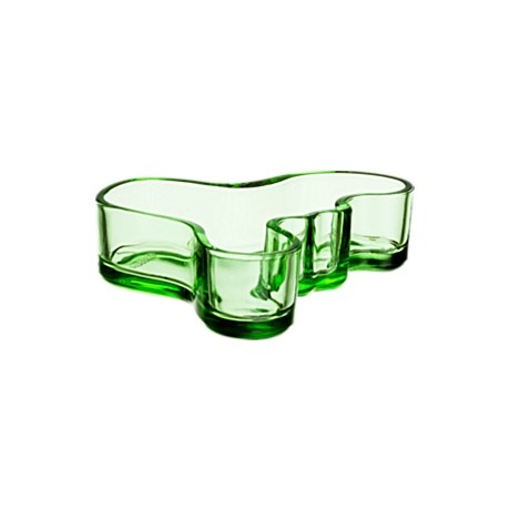 Iittala - Alvar Aalto Collection Bowl apple green - $43