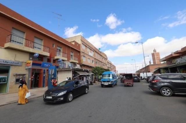 عمالة اليوسفية تمدد أوقات إغلاق المحال التجارية Street View Scenes Street