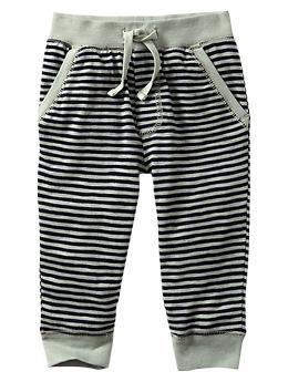Slub striped pants | Gap $14.95