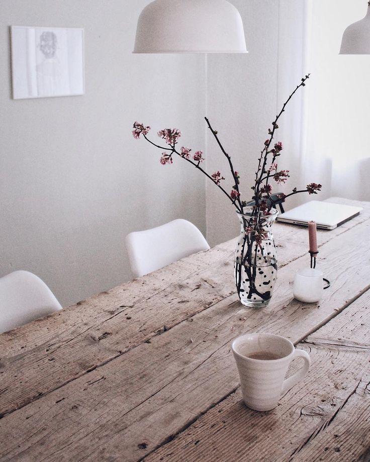 Diy Esstisch aus Holz selber bauen. Möbel bauen. DIY Wohnen.