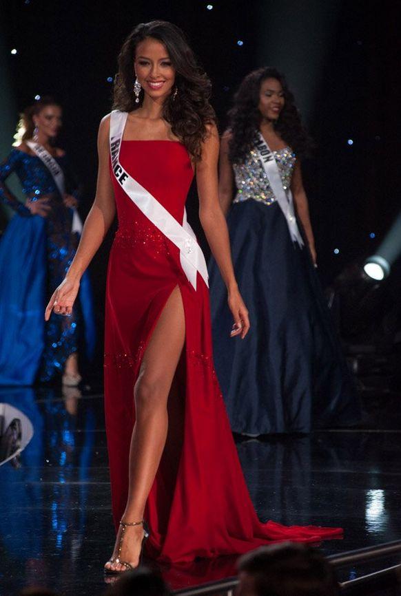 Photos : Miss Univers 2015 : Retour En Images Sur Le Parcours De Flora Coquerel !