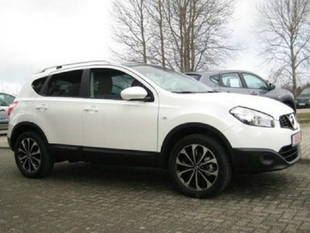 Nissan Qashqai I Way 1600 Full Optional a 25.000 Euro | Fuoristrada | 0 km | Diesel | 95 Kw (129 Cv)