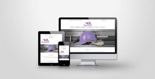 """Nuevo trabajo de """"diseño web"""" para la empresa de reformas en León """"Reformas Orlando"""""""