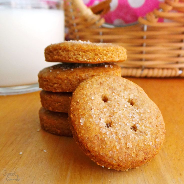 Homemade Graham Crackers – Galletas caseras estilo Graham