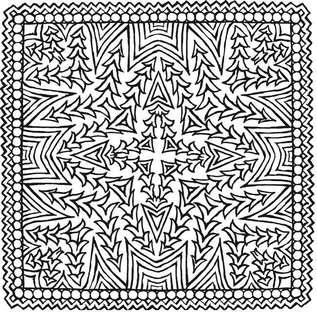 Tdc2326 Design Your Own Coloring Book Page The Daily Create