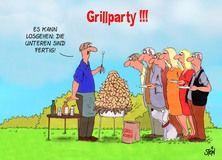 einladung grillparty - uli stein | uli stein | pinterest, Garten und Bauen