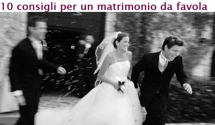 Un matrimonio da favola! #weddingTime