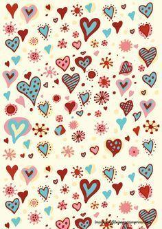 25 melhores ideias de papel decorado para imprimir no for Imagenes de papel decorado